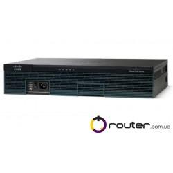 C2911-VSEC-SRE/K9 Маршрутизатор (рутер) Cisco