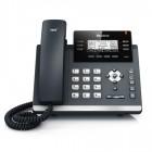 SIP-T42G Yealink гигабитный IP-телефон с элегантным дизайном на 3 линии
