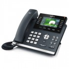 SIP-T46G Yealink элегантный гигабитный IP-телефон